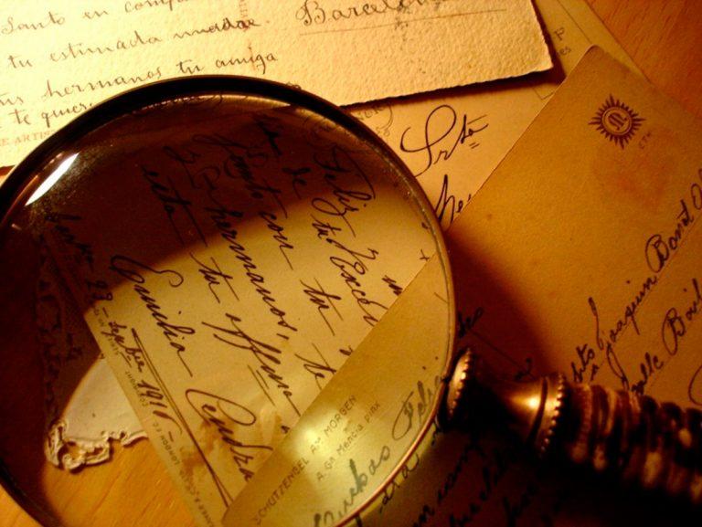 Como pesquisar sua genealogia