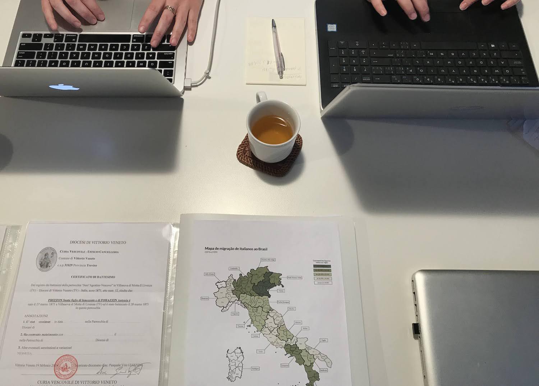 diario da cidadania italiana