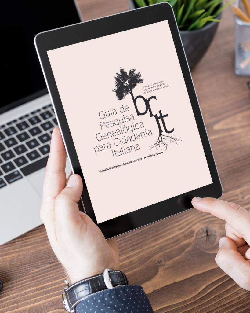 Guia de pesquisa genealógica para cidadania italiana